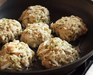 Classic Crab Cakes - Thyme with Catherine