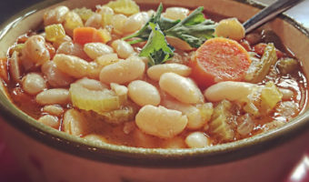 Fasolada: White Bean Soup