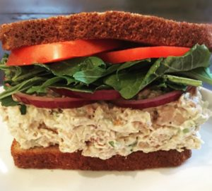 Rotisserie Chicken Salad - Thyme with Catherine