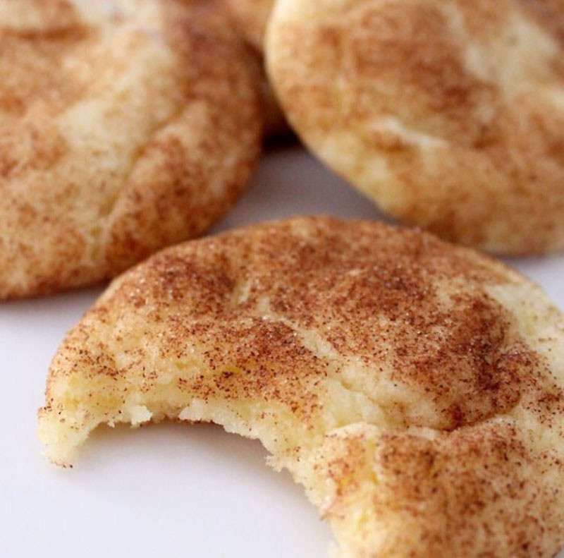 Snickerdoodle Cookies - Thyme with Catherine